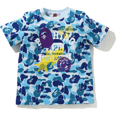 ABC CAMO MULTI PRINT TEE KIDS