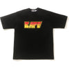 BAPE CRYSTAL STONE RELAXED TEE MENS
