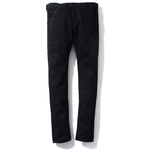 STRETCH TAPER PANTS