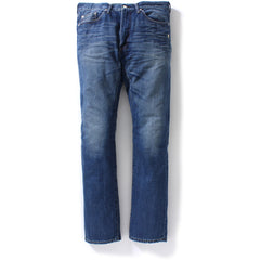 2008 TYPE-05 WASHED DENIM PANTS MENS
