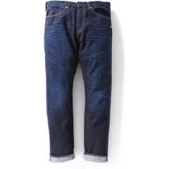 1999 TYPE-02 WASHED DENIM PANTS MENS