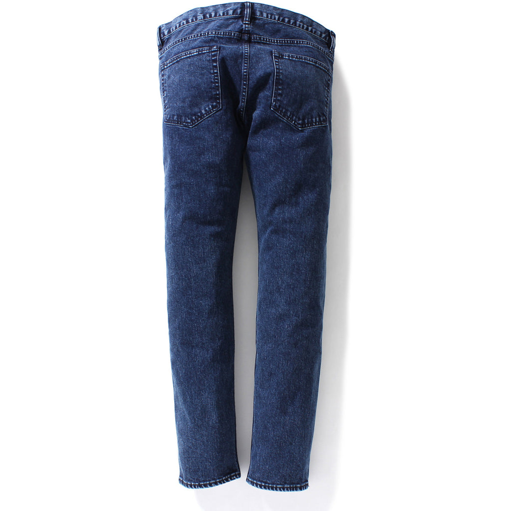 SLIM STRETCH DENIM PANTS MENS