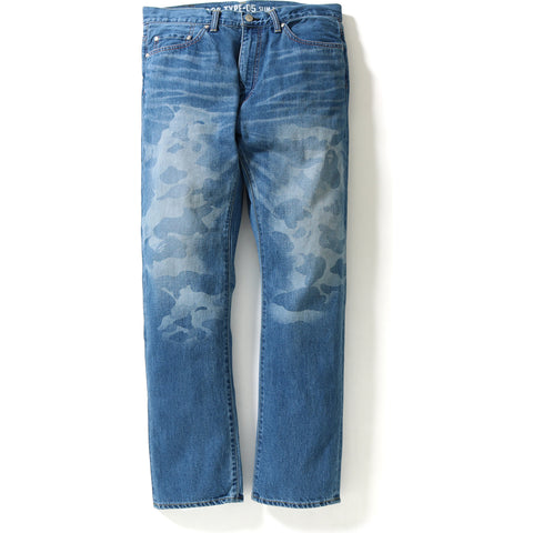 2008 TYPE-05 DAMAGED DENIM PANTS MENS
