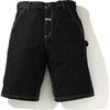DENIM PAINTER SHORTS MENS