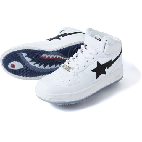 SHARK PICTURE SOLE BAPE STA MID M