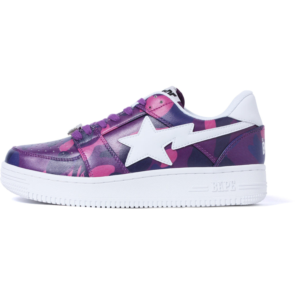 COLOR CAMO BAPE STA LADIES