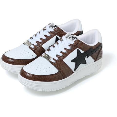 SNAKE BAPE STA LOW MENS