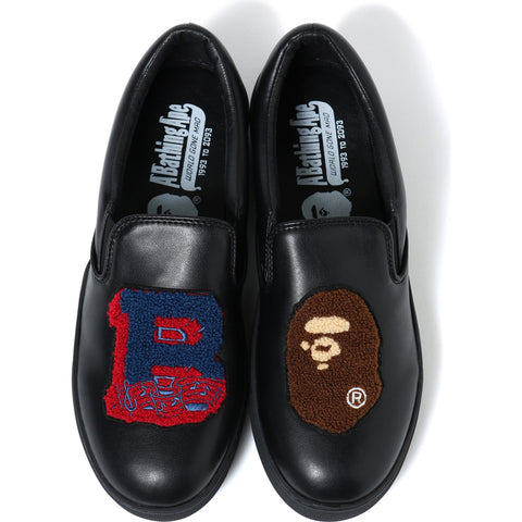 APE HEAD PATCH SLIP ON LADIES