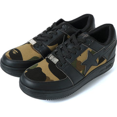 1ST CAMO BAPE STA LOW LADIES