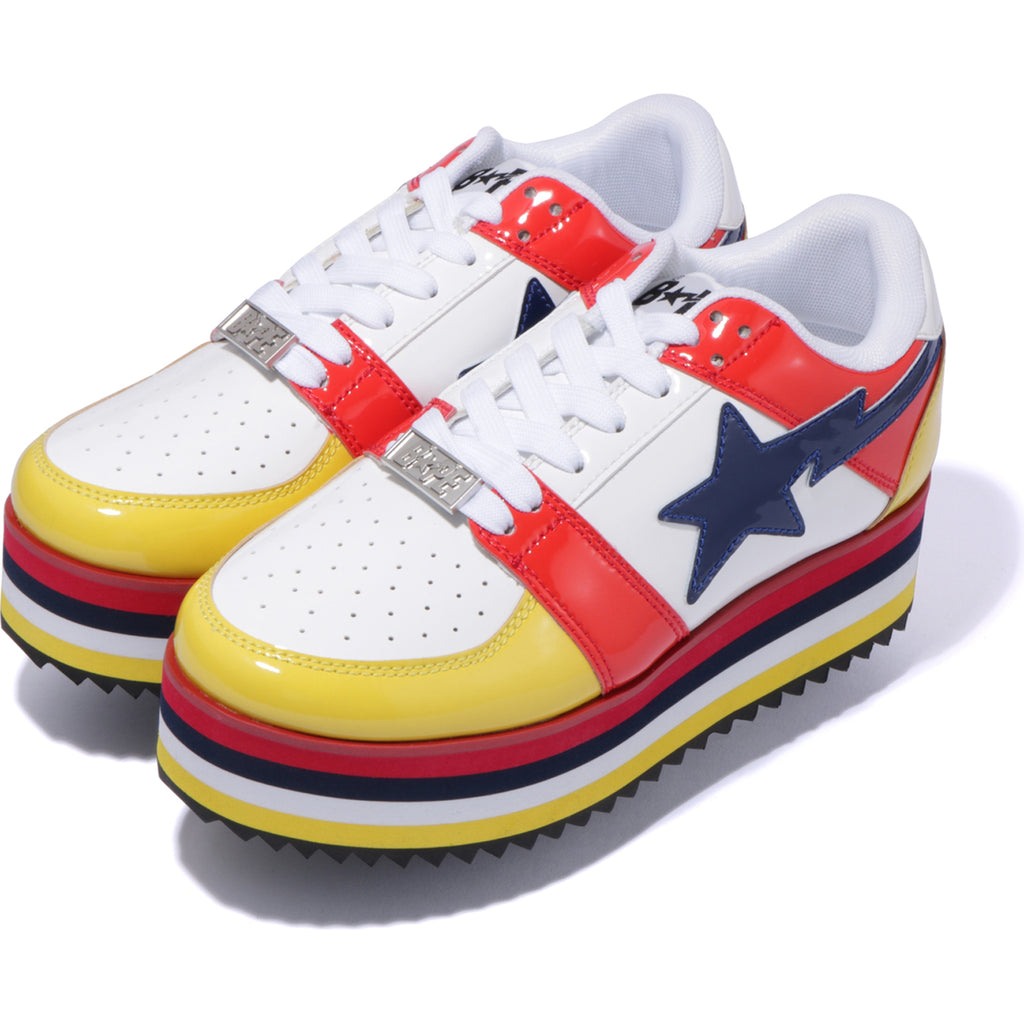 PLATFORM BAPE STA LOW LADIES