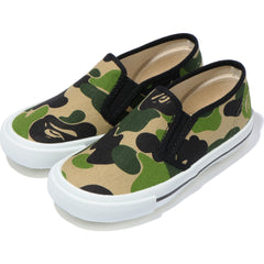 ABC CAMO SLIP ON KIDS