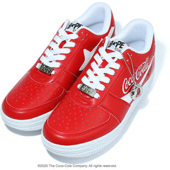 COCA COLA BAPE STA LOW M1 MENS