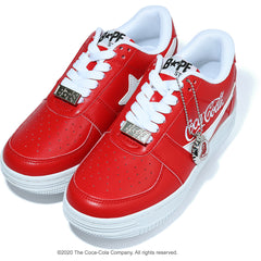 COCA COLA BAPE STA LOW LADIES