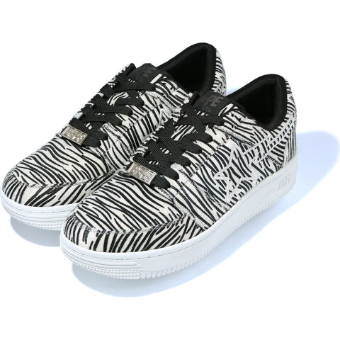 ZEBRA BAPE STA LOW #1 M2 MENS