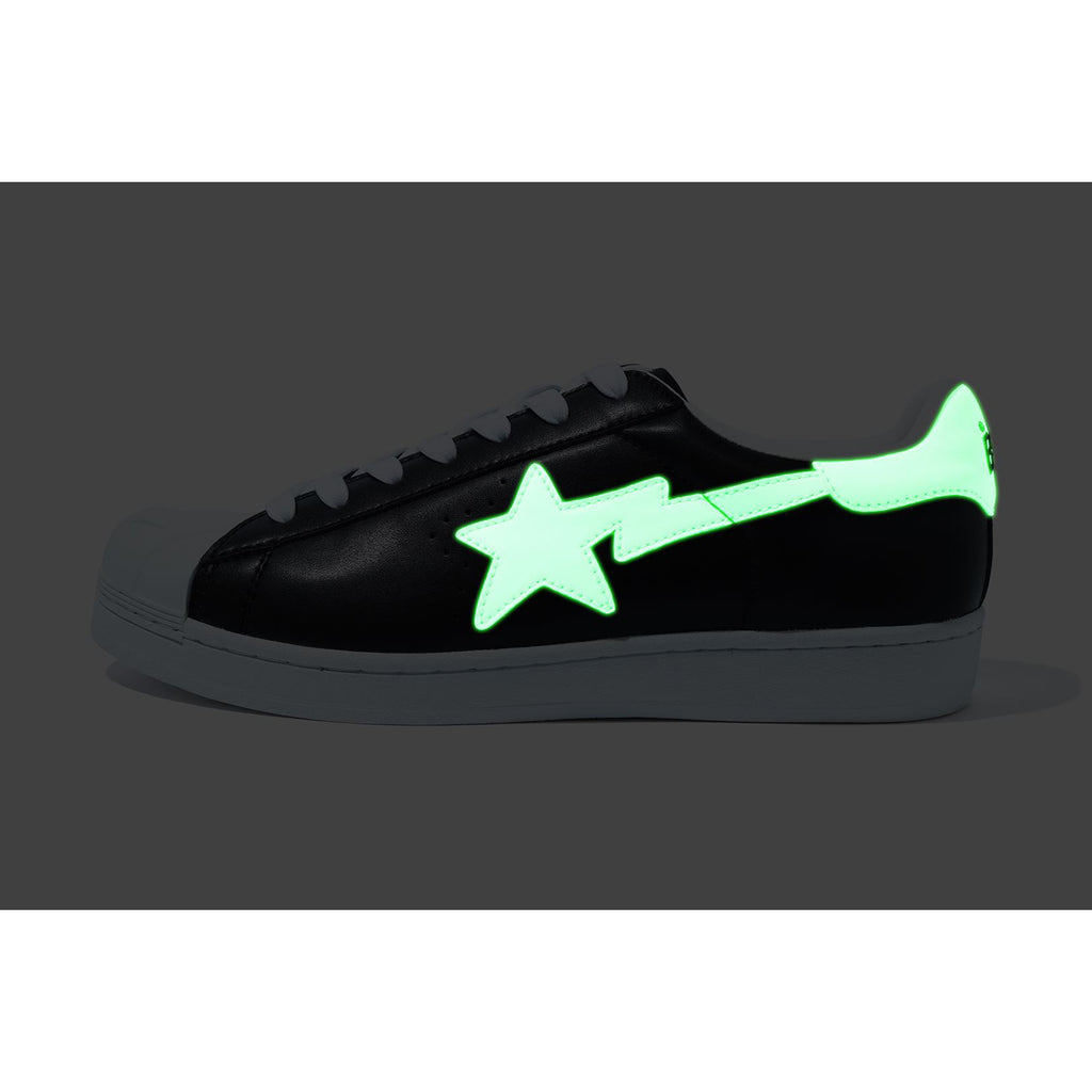 GLOW IN THE DARK SKULL STA M2 MENS