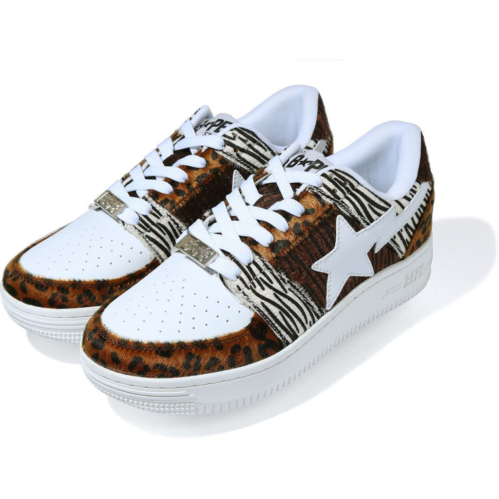 ANIMAL MIX BAPE STA LOW M2 MENS