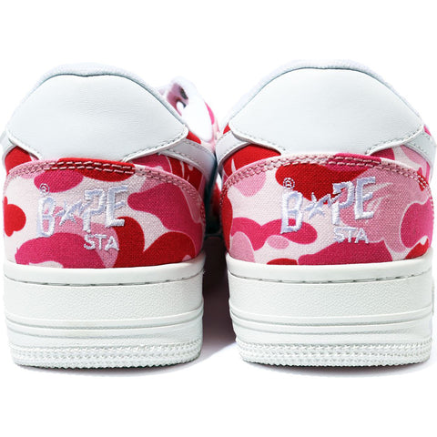ABC CANVAS BAPE STA LOW LADIES