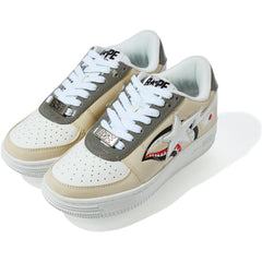 SHARK BAPE STA LOW LADIES