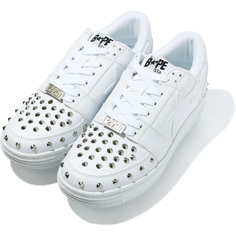 STUDDED BAPE STA LOW M2 MENS