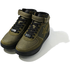 MILITARY BAPE STA MID M2 MENS