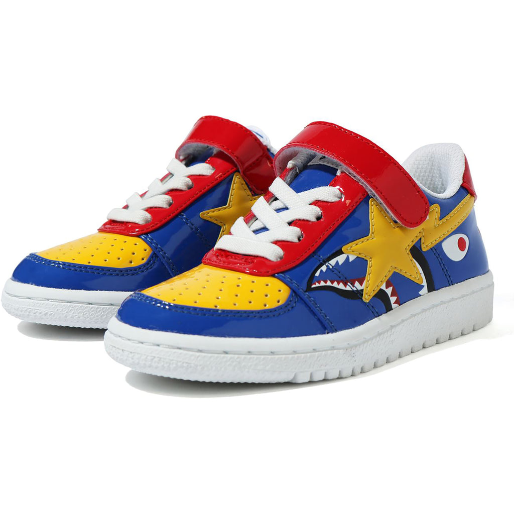 SHARK BAPE STA LOW KIDS