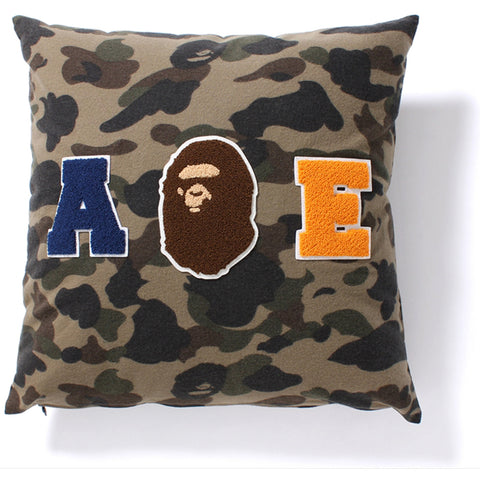 1ST CAMO FLANNEL CUSHION