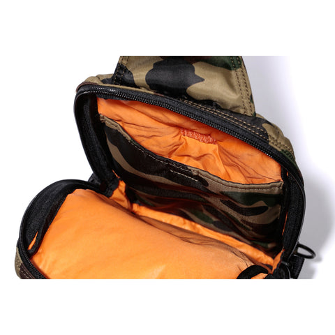 PORTER 1ST CAMO ONE SHOULDER BAG