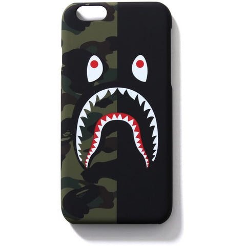 1ST CAMO SHARK I PHONE 6/6S CASE