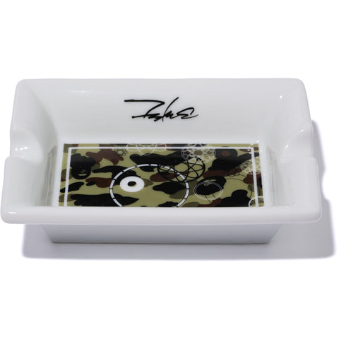 FUTURA 1ST CAMO ASHTRAY