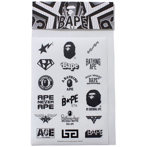 MULTI LOGO STICKER SET