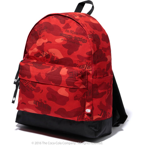 COCA COLA CAMO DAY PACK MENS