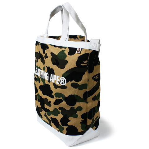 1ST CAMO SHOULDER TOTE BAG M