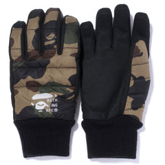 1ST CAMO GLOVES MENS