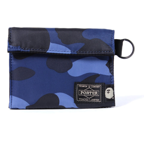 PORTER COLOR CAMO WALLET M