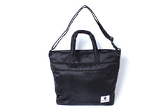 PADDED NYLON TOTE MENS
