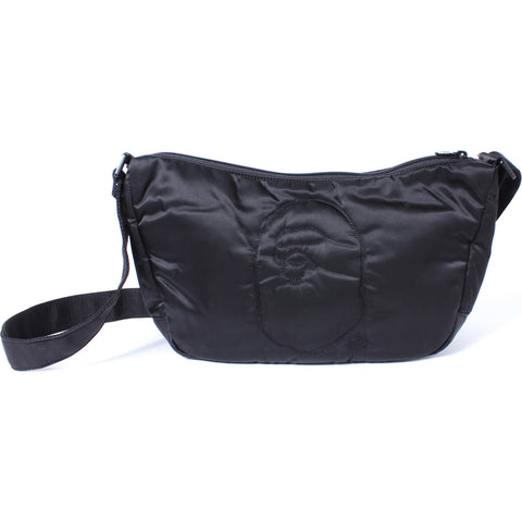 PADDED NYLON SHOULDER MENS