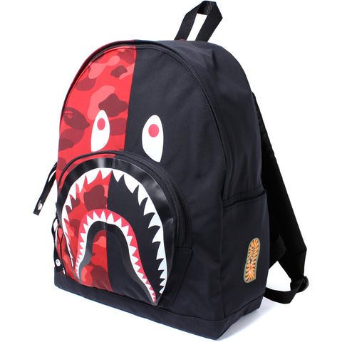 COLOR CAMO SHARK DAY PACK MENS