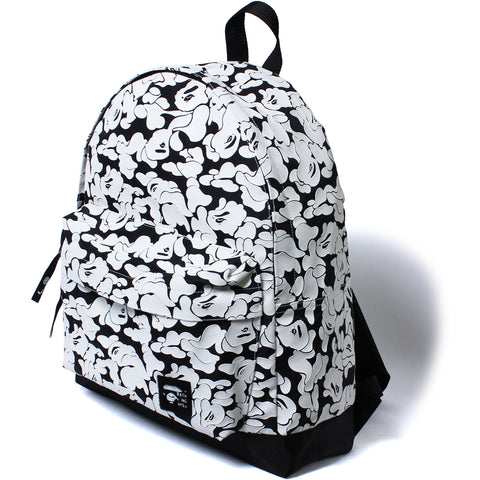 RUBBER SOLID CAMO DAY PACK L