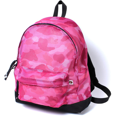 COLOR CAMO MESH DAY PACK LADIES