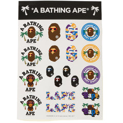 LA STICKER MENS
