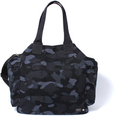 PORTER DOT CAMO MILITARY TOTE BAG MENS