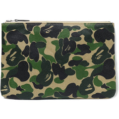 ABC CANVAS CLUTCH MENS