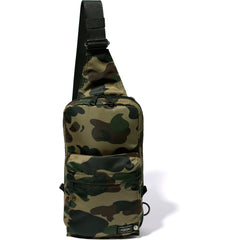 PORTER 1ST CAMO ONE SHOULDER BAG MENS