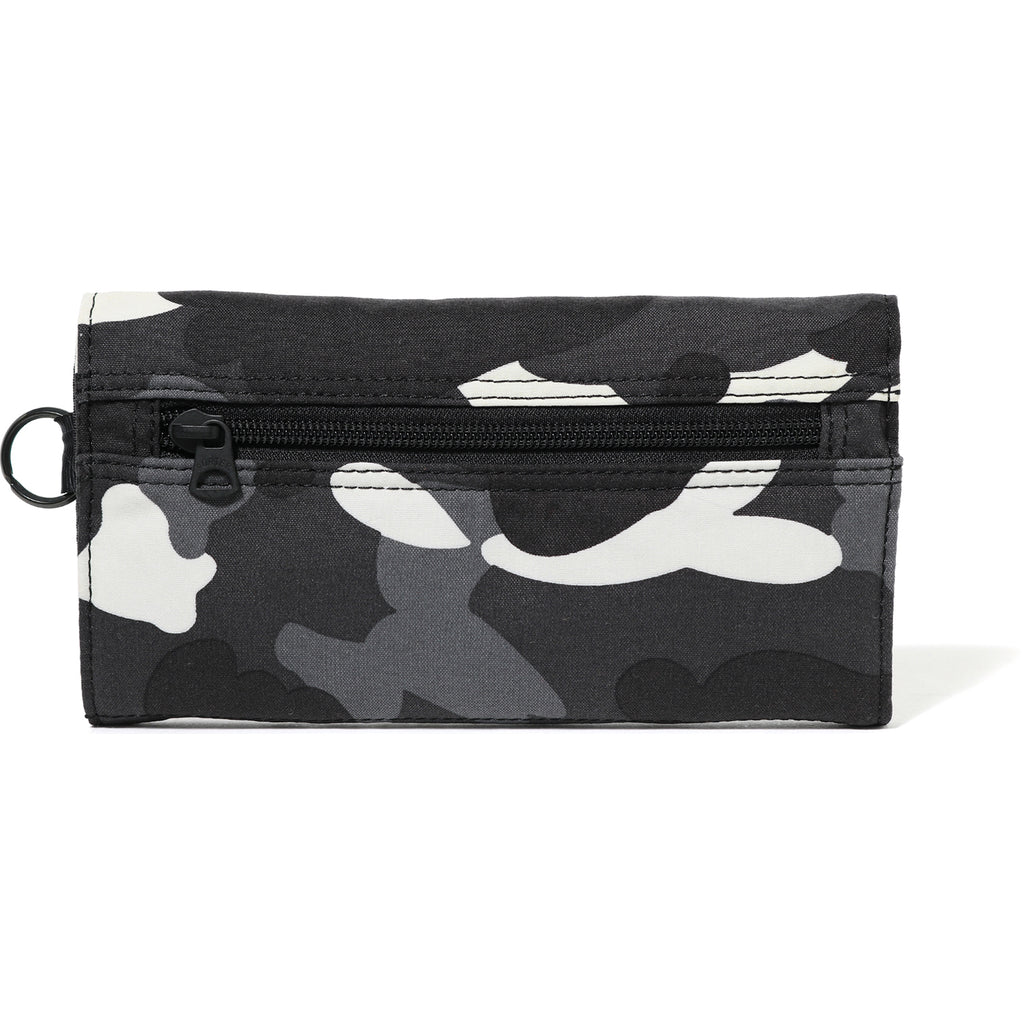 PORTER CITY CAMO LONG WALLET MENS