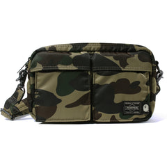 PORTER 1ST CAMO SHOULDER BAG(S) MENS