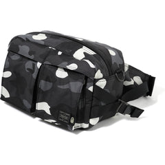 PORTER CITY CAMO WAIST BAG MENS