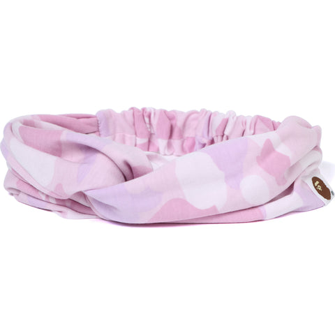 PASTEL COLOR CAMO HAIR BAND LADIES