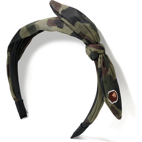 1ST CAMO HAIR BAND KIDS