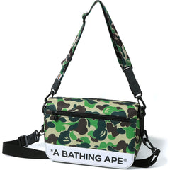ABC DOUBLE STRAP BAG MENS