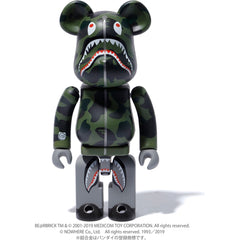 1ST CAMO SHARK BE@RBRICK CHOGOKIN MENS